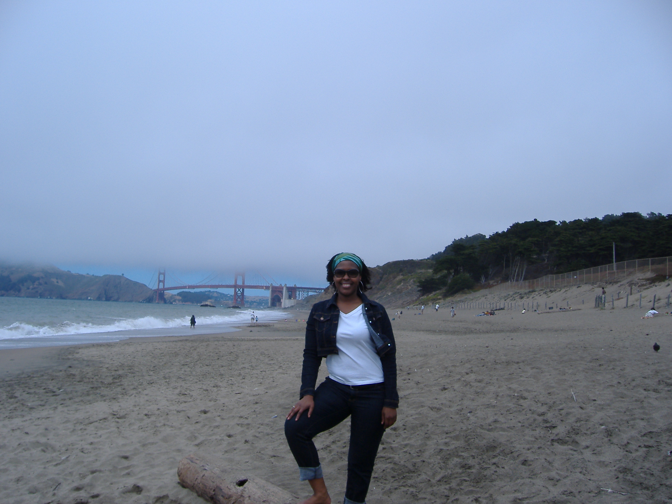 Ch 1 - Baker Beach