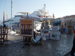 Ch 5 - View from Marina in St. Tropez