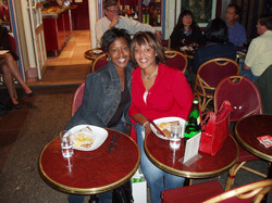 Ch 5 - Teressa & Karla on Rue Cler