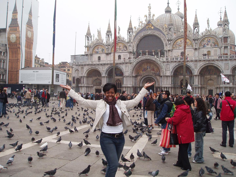 Ch 5 - Piazza San Marco Venice