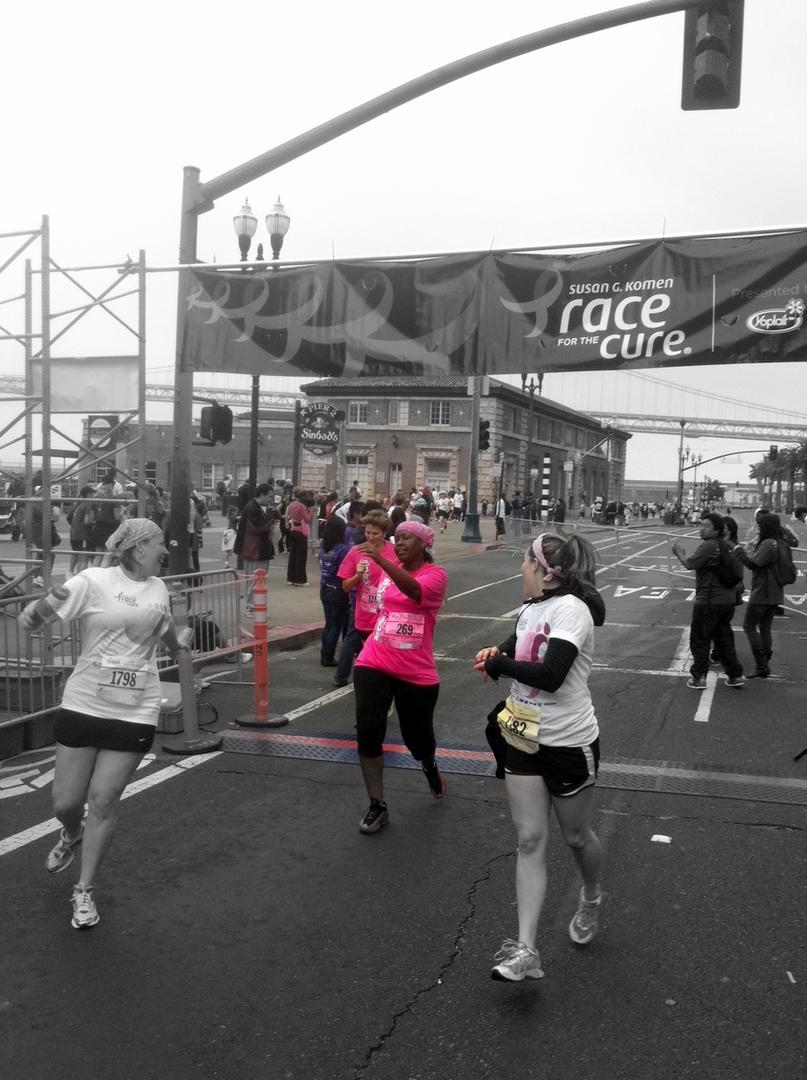 Ch 17 - Finishing the Komen Race