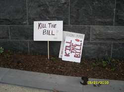 Ch 15 - Kill the Bill Sign