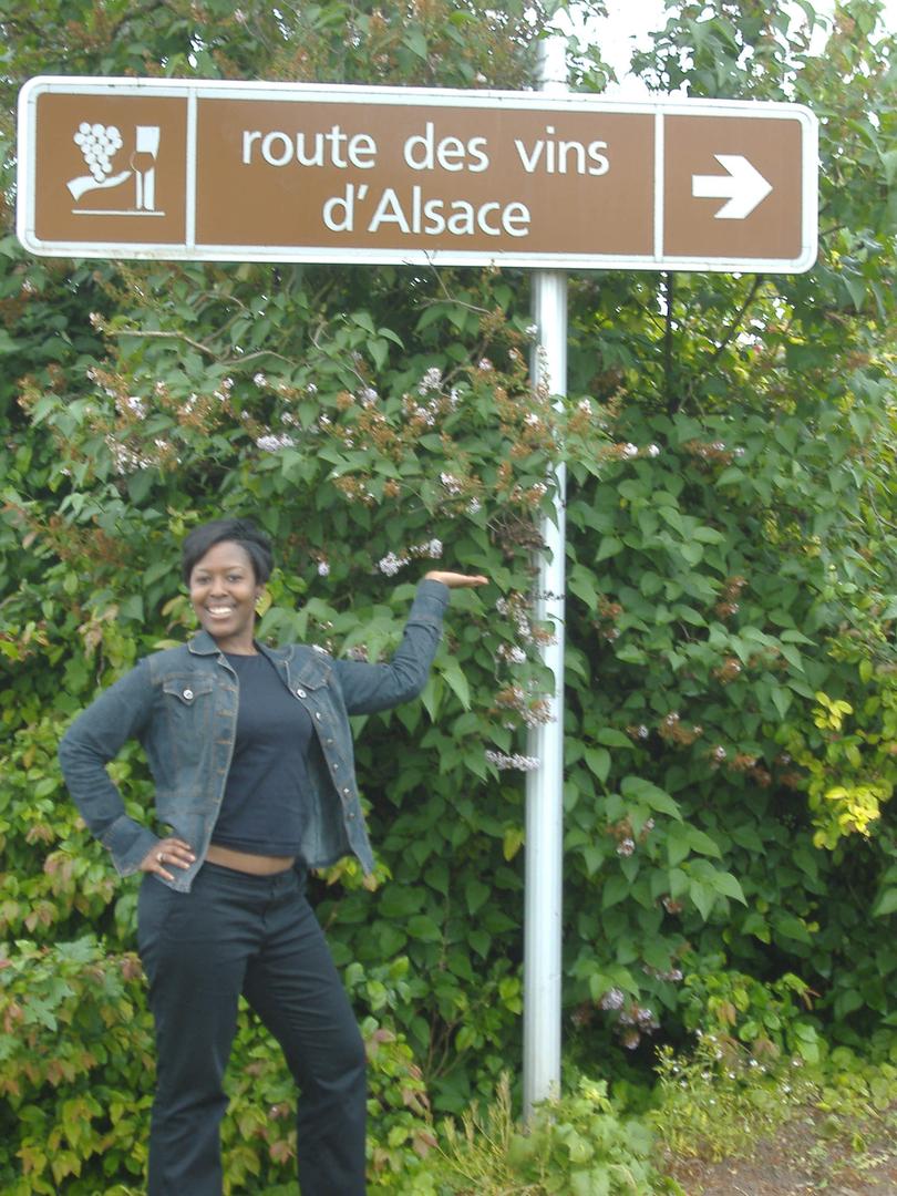 Ch 5 - Karla La Route du Vin