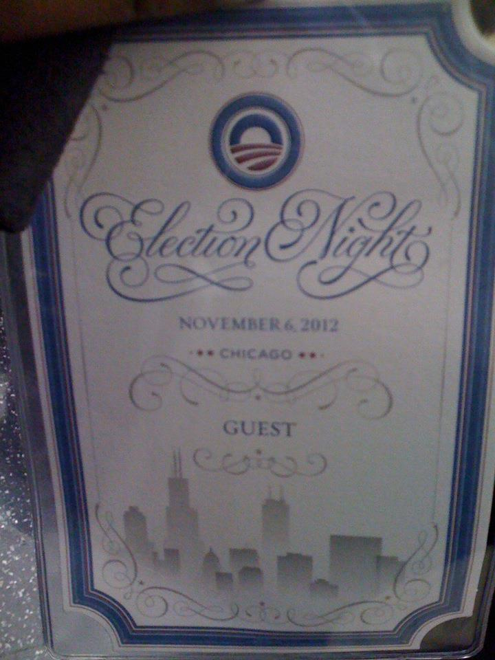 Ch 18 - Election Night Credentials