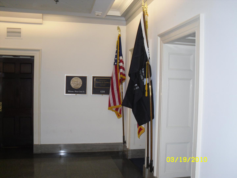Ch 15 - Outside Rep Cordoza's Office