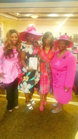 HATSisters Luncheon - Dallas