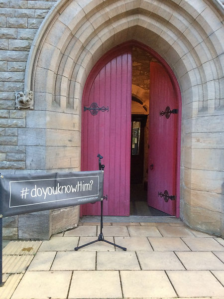 Open Door Church, Ramsbottom Churches Together