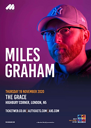 Miles Graham The Grace London Date Marsh