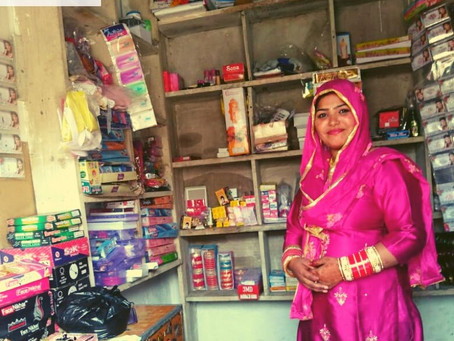 When Baby realised her dreams of becoming an entrepreneur