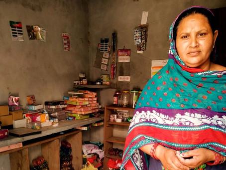 Rural Women Entrepreneurs Earning More Through Income Diversification