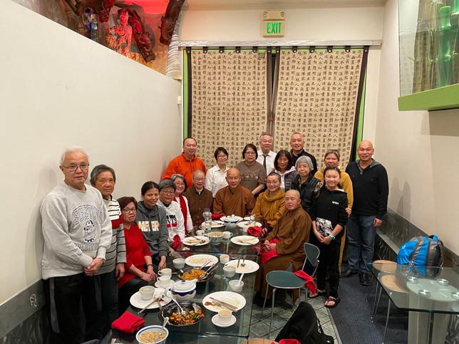 继如师父60岁生日聚会 Master JiRu 60 Year Old Birt