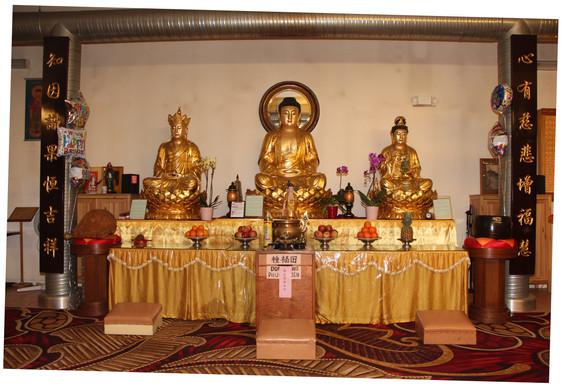 旧庙的大殿 Dhamma Hall of Old Temple - 2.jpg