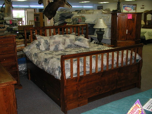 The 14 Rake Sleigh Bed Collection