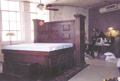 Brad's High Chaparral DK Bed