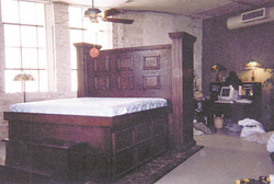 Brad's High Chaparral DK Bed