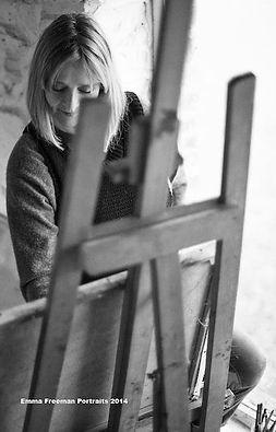 Sophie Walbeoffe Portrait