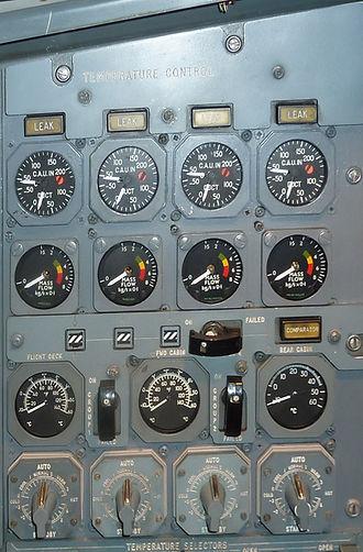 Concorde Temperature Control