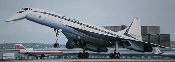Concorde Livery | Heritage Concorde