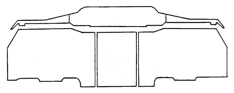 Concorde Cockpit layout