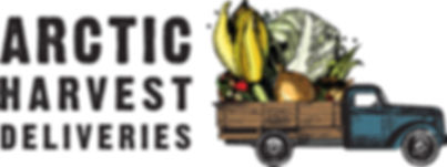Arctic Harvest Deliveries Logo