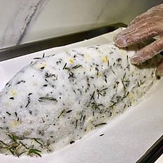 鹽釜烤鮮魚 Salt Crust Fish Bake