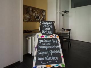 "Jordi's ART in der ""Suppenstube zur Krähe"""