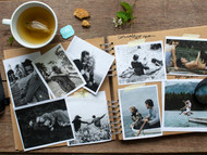 Mood  Board and Ideas for a photo shoot in Cornwall