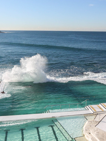 102 Icebreg Swiming Pool, Bondi, Austral