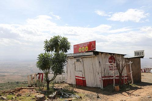 Road Trip Stop/ Kenya