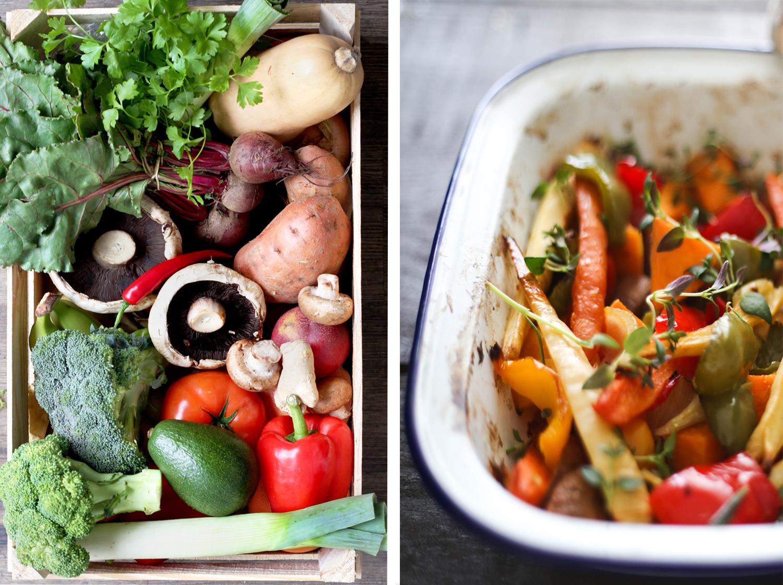 Verduras Duo