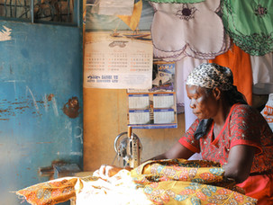 An Inspiring woman-Yunita from Marathe, Kenya.