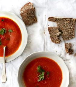 Sopa Tomates