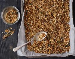 Granola muesli glutten free 2