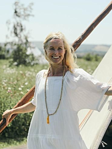 Claire, Yoga Retreats