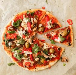 Gluten Free Pizza 2