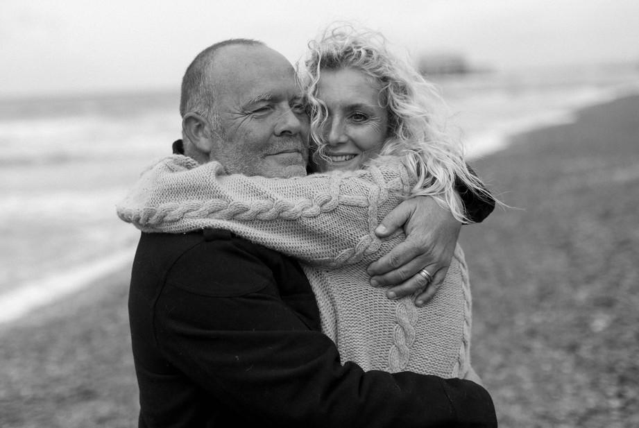 Couple at the beach. jpg