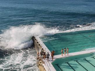 The Story Behind The Iceberg Pool Image, Australia