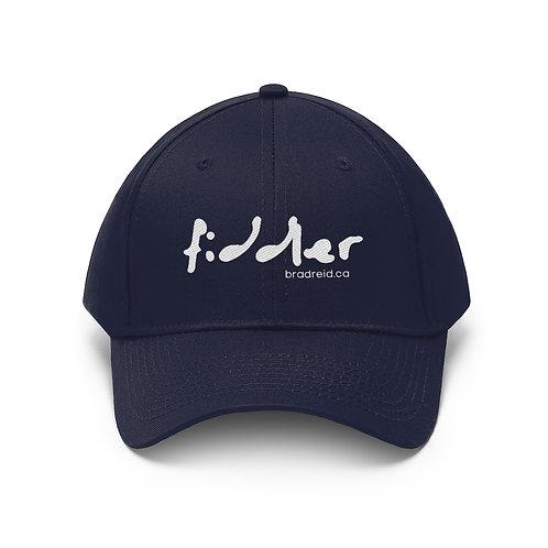 'fiddler' Traditional Style Cap (bradreid.ca) - Unisex