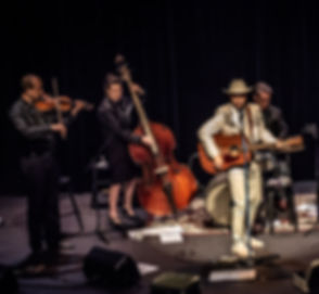 Brad Reid - Fiddle, Ryan Cook's Hank Williams Show