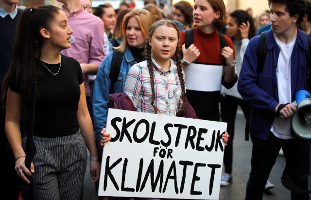 The Face of the Climate Crisis?