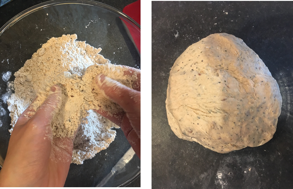 Breadcrumbs and Dough