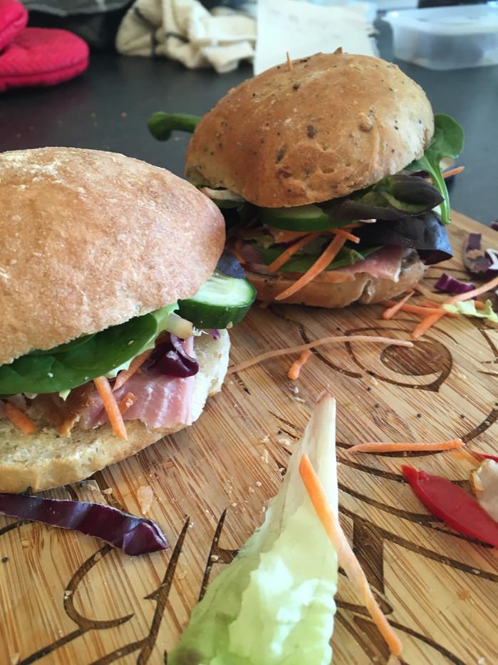 BST...British Sandwich Time!