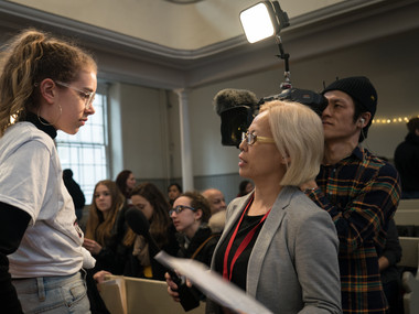 Big Media Gives Platform to Young Voices