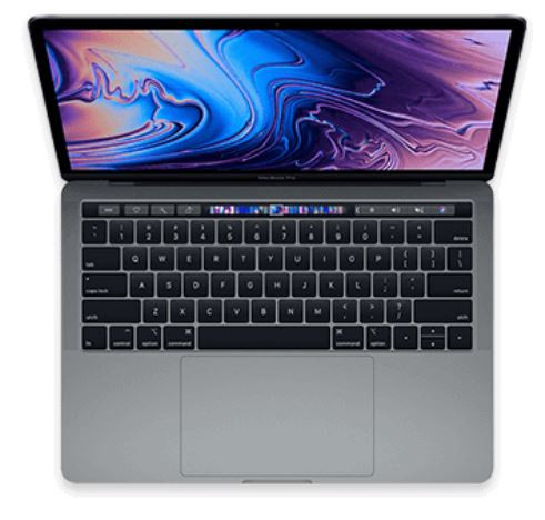 Grab your chance to get in line to win this awesome NEW MacBook Pro!