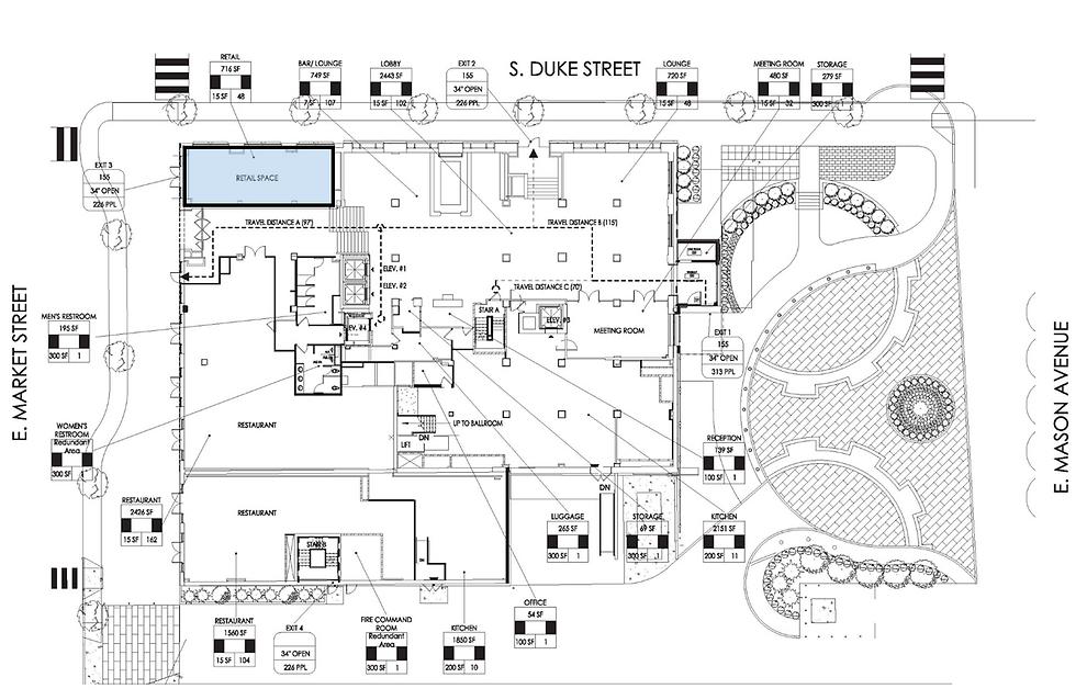 Duke Street Retail Space - floor plan.pn