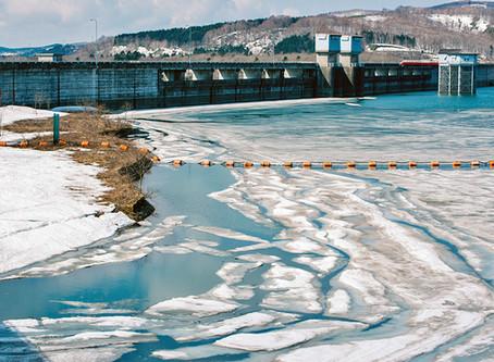 Reservoir ダム湖初春編