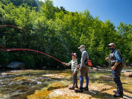 父子釣りキャンプ2021
