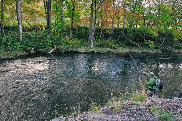 オホーツク沿岸河川