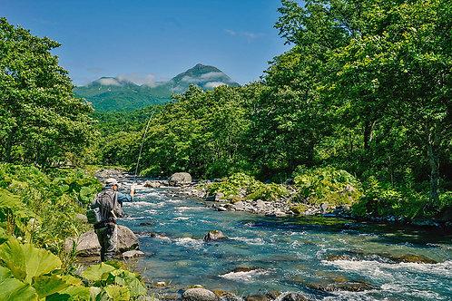 7月12-14二泊三日 知床ネイティブツアー&Fishcampフルサービス