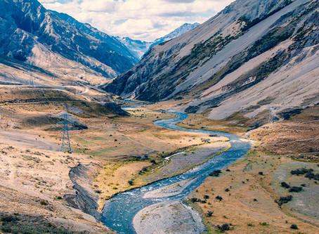 荒野のダートバッグ旅。ニュージーランド南島編。フライフィッシングと野営の旅、まだ見たことのない世界へ。